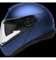 Casco Schuberth Modular C4 azul Mate