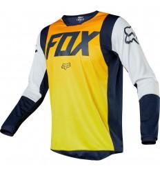 Camiseta Motocross FOX 180 Idol Jersey Azul 22788-922