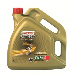 Aceite Castrol Power 1 Racing 4T 10W50 4L