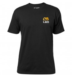 Camiseta Shift Caballero X Lab Ss Tee Negro |20880-001|