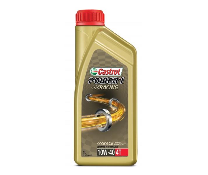 Aceite Castrol Power 1 Racing 4T 10W40 1L