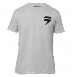 Camiseta Shift Corp Ss Tee Gris |21826-172|