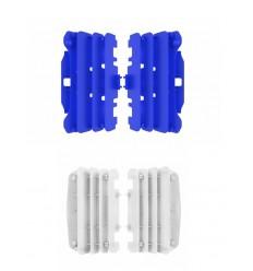 Rejillas Radiador 4MX Yamaha YZF 250/450 Azul - 4MX8100002