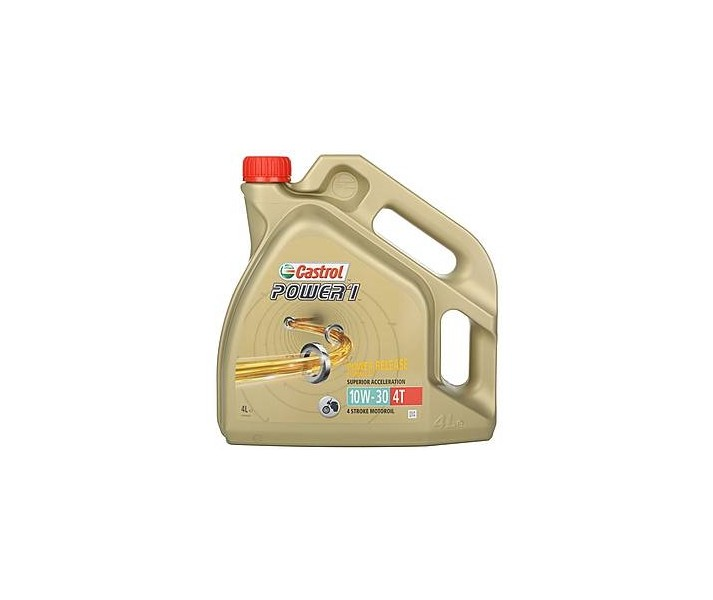 Aceite Castrol Power 1 4T 10W30 4L