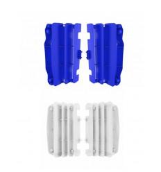 Rejillas Radiador 4MX Yamaha YZF 250/450 Azul - 4MX8000002