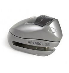 Candado Moto Disco Antirrobo Artago 26S Sensor ALARMA Metalico ø10 Ref 26S.10M
