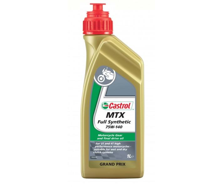 Aceite Castrol Mtx Sintético 75W140 1L