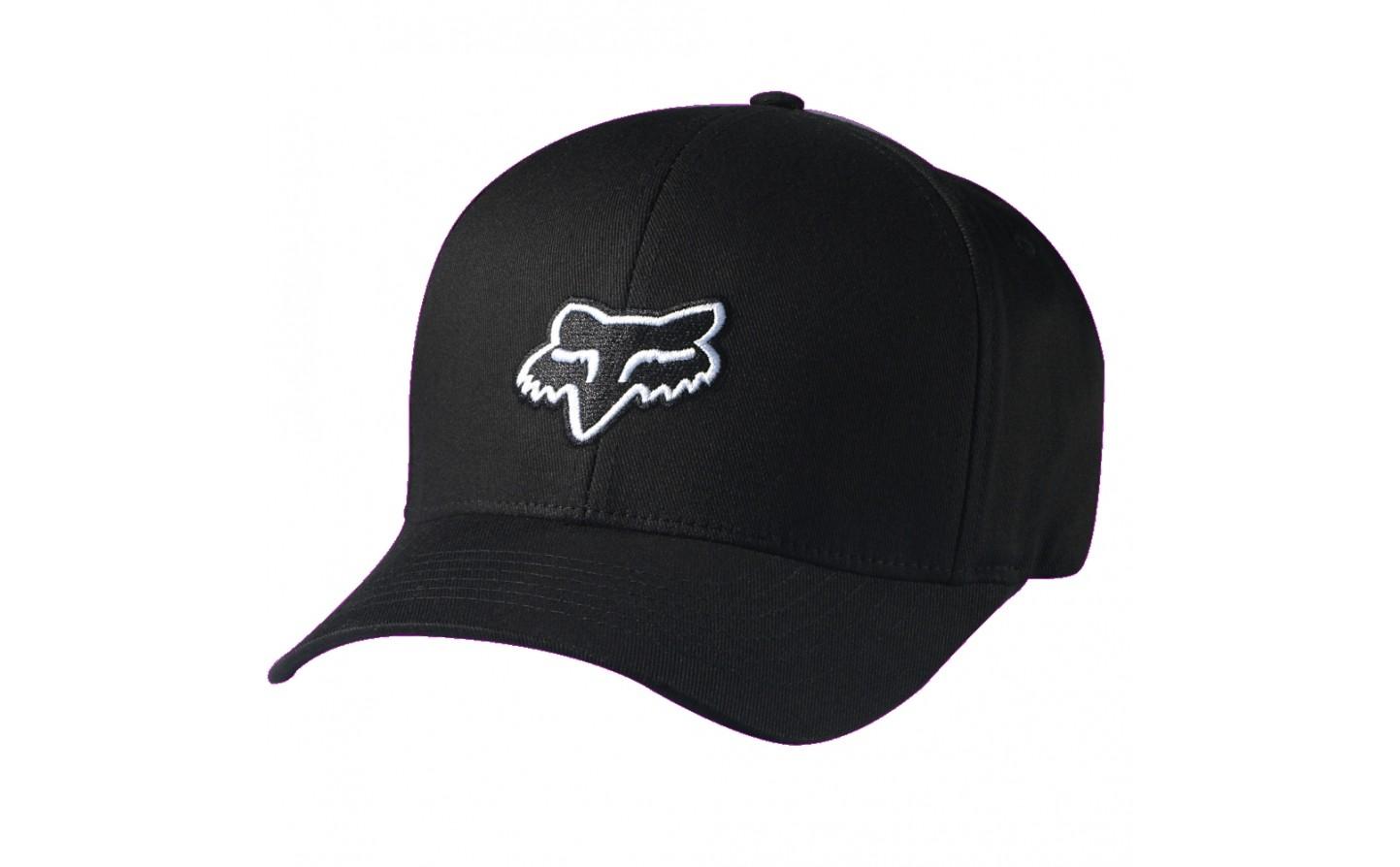 fe07738f0788a Gorra fox legacy flexfit negro fabregues motos jpg 1443x894 Gorras fox