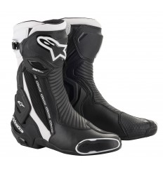 Botas Alpinestars Smx Plus V2 Boots Negro Blanco |2221019-12|