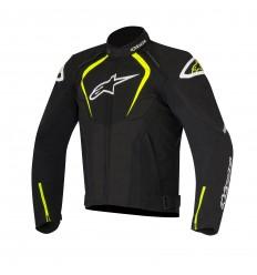 Chaqueta Alpinestars T-Jaws Waterproof Jacket Negro Amarillo Fluor |3201017-155|