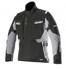 Chaqueta Alpinestars Bogota' V2 Drystar Jacket Negro Dgris Oscuro |3207018-111|