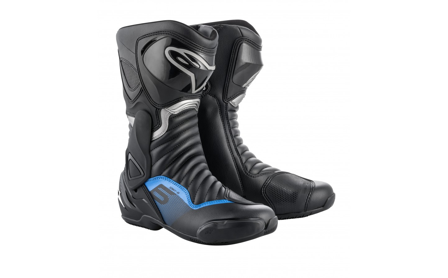 6 Negro Alpinestars Botas Metal V2 Azul2223017 1177 Smx Gun hQxsrdtC