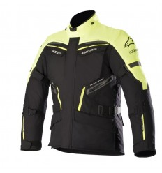 Chaqueta Alpinestars Patron Gore-Tex Jacket Amarillo Fluor Negro |3606518-551|