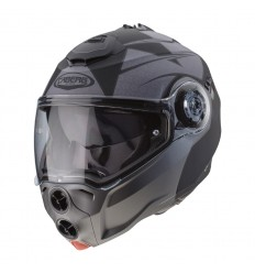 Casco Caberg Droid Patriot Negro Mate / Antracita