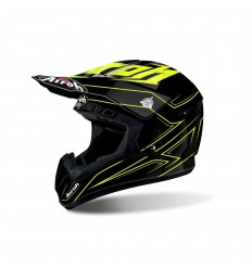 Casco Airoh Switch Spacer Amarillo Brillo |SWSP31|