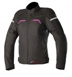 Chaqueta Mujer Alpinestars Stella Hyper Drystar Jacket Negro Fucsia |3214718-103
