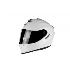 Casco Scorpion Exo-1400 Air Solid Blanco Perla