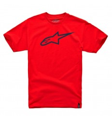 Camiseta Alpinestars Ageless Classic Tee Rojo / Negro |1032-72030-3010|