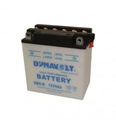 Batería Dynavolt con Ácido Modelo Y60-N24L-B (DB60-N24L-B) 2016