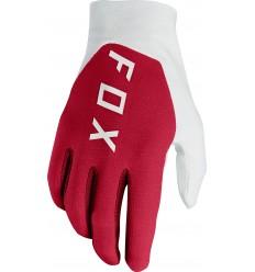 Guantes Motocross Fox Flexair Preest Glove Rojo Oscuro |19515-208|