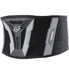 Faja Motocross Fox Turbo Xl Kidney Belt Negro Gris |07038-014|