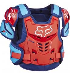 Peto Motocross Fox Raptor Vest, Ce Azul Rojo |12351-149|
