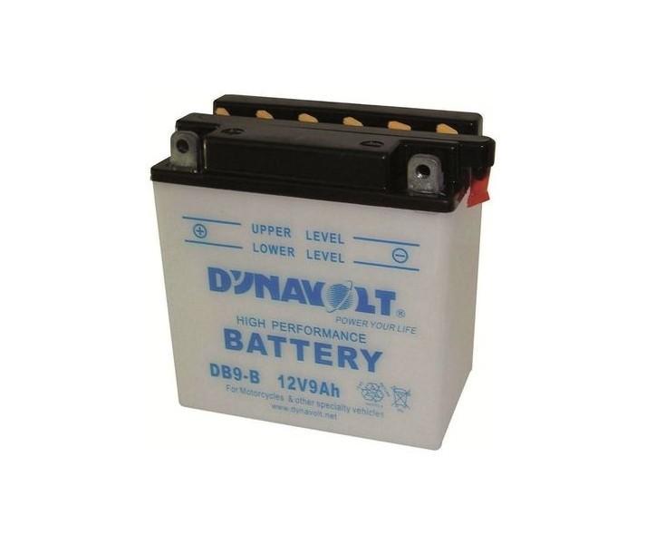 Batería Dynavolt Con Ácido Modelo Yb10L-B2 (DB10L-B2) 2016