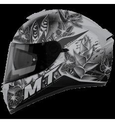 Casco Integral Mt Blade 2 Sv Breeze E2 Gris Mate