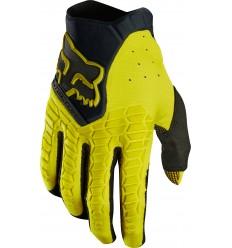 Guantes Motocross Fox Pawtector Glove Amarillo Oscuro |17286-547|