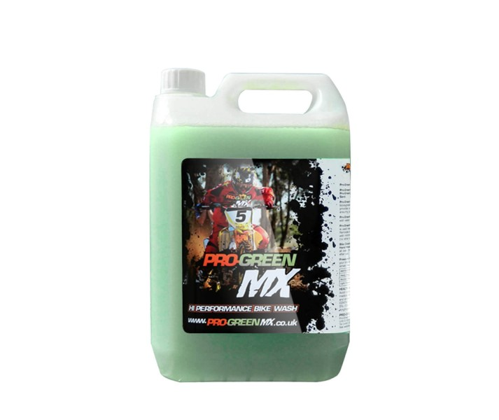 Abrillantador Pro-Green Off Road MX After-Shine 5 litros