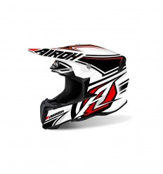Casco Airoh Twist Avanger Blanco Brillo |TWAN38|