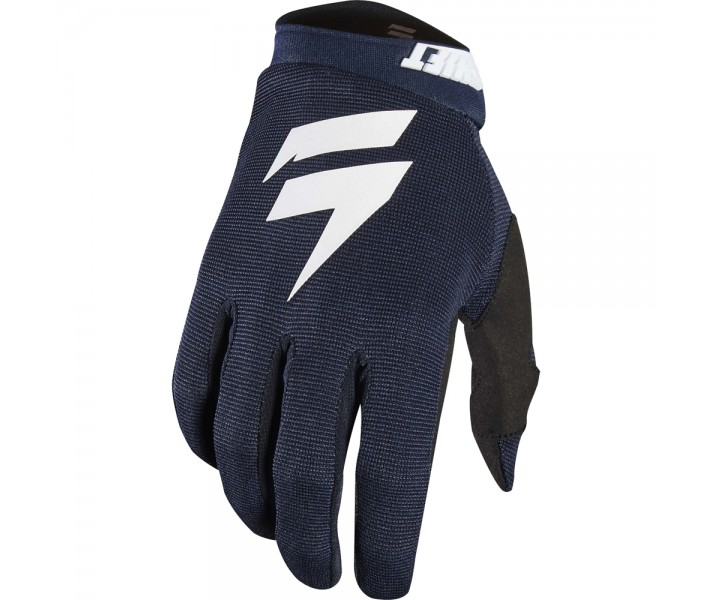 Guantes Motocross Shift Whit3 Air Glove Azul Marino |19325-007|
