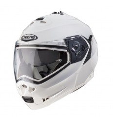 Casco Caberg Duke 2 Blanco Metal