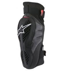 Rodillera Alpinestars Sequence Knee Protector Negro Rojo |6502618-13|