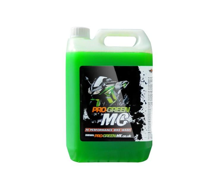 Jabón de limpieza Pro-Green Road MC Bike Wash 5 litros