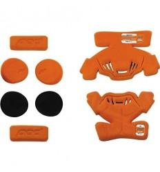 Set Almohadillas Interiores Derecha Pod Para K1 Naranja |KP411-009|