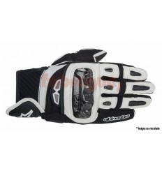 Guantes verano Alpinestars gp air gloves negro blanco as14 2016 |3567914-12|