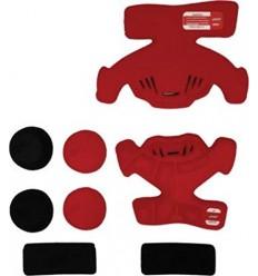 Set Almohadillas Interiores Izquierda Pod Para K700 Rojo |KP470-003-OS|