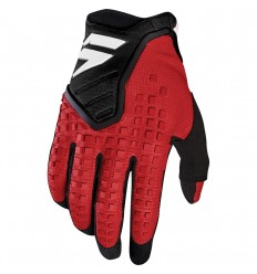 Guantes Motocross Shift 3Lack Pro Glove Rojo Oscuro |19316-208|