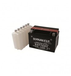 Batería Dynavolt S/Mantenimiento Sellada Con Ácido Modelo Yt12B-4 2016