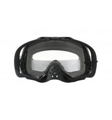 3074851c56 ... Máscara Oakley Crowbar MX Blanco Mate Speed/Transparente  57-952