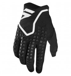 Guantes Motocross Shift 3Lack Pro Glove Negro |19316-001|