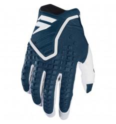 Guantes Motocross Shift 3Lack Pro Glove Azul Marino |19316-007|