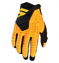 Guantes Motocross Shift 3Lack Pro Glove Amarillo |19316-005|