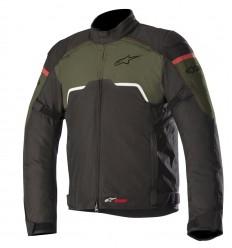 Chaqueta Alpinestars Hyper DryStar negro Verde |3204718-1608|
