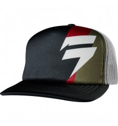 Gorra Shift Whit3 Label Trucker Hat Negro |19351-001|