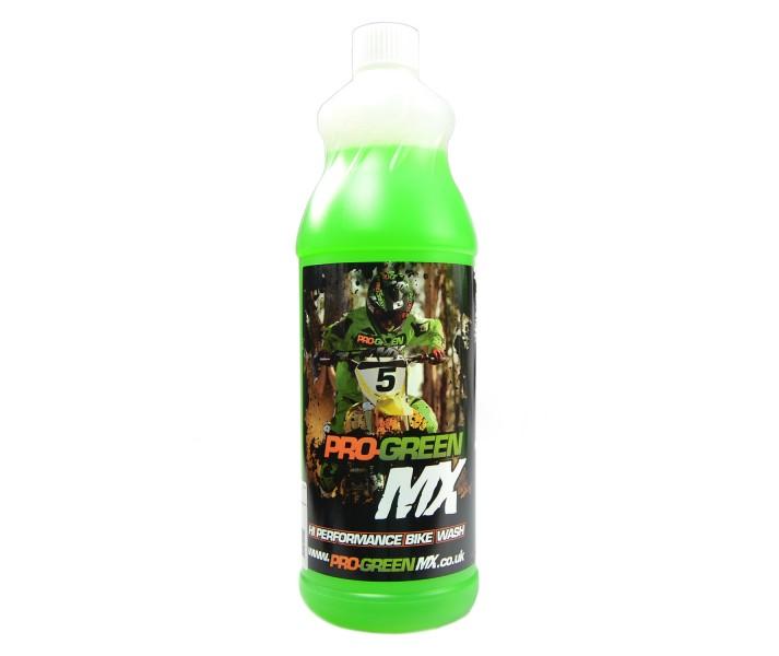 Jabón de limpieza Pro-Green Off Road MX Bike Wash 1 litro