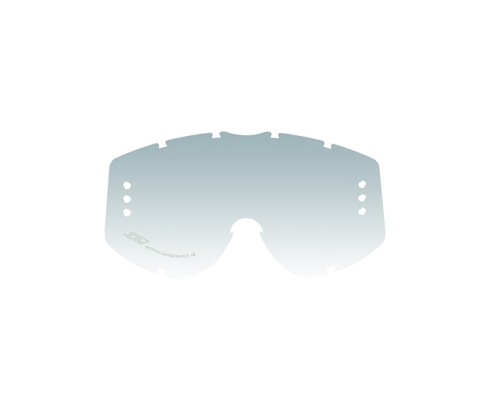 Recambio Cristal / Lente Máscara Pro-Grip Transparente Para Roll-Off 2016