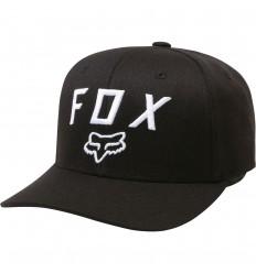 Gorra Fox Legacy Moth 110 Snapback Negro |20762-208|