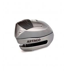 Candado Moto Disco Antirrobo Artago 24S.6M Ref 24S.6M